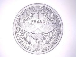 NOUVELLE CALEDONIE 1 Francs 1977 - New Caledonia