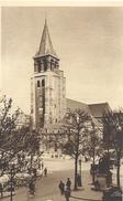 VUES DE PARIS - N°6. L'EGLISE St-GERMAIN-DES-PRES . CARTE NON ECRITE - Eglises
