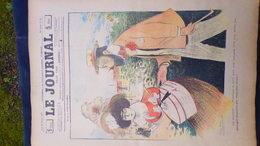 75- PARIS-REVUE LE JOURNAL- JEUDI 26 JUI 1900-ILLUSTRATEUR JEAN VILLEMOT A L' AMI DUPRE -MAUBEUGE-LEON ROZE-HEMARD-FERCO - Books, Magazines, Comics