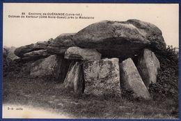 44 SAINT-LYPHARD Dolmen De Kerbourg, Côté Nord-ouest, Près La Madeleine - Saint-Lyphard