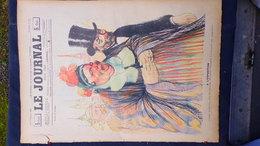 75- PARIS-REVUE LE JOURNAL- 19 JUILLET 1900-A L' EXPOSITION UNIVERSELLE-ILLUSTRATEUR HUARD-WEILUC-MARECHAUX-ALB. JACK - Books, Magazines, Comics