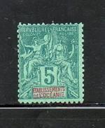 OCEANIE      NEUF Sans Charnière         N°  4    N**  1892 - Oceania (1892-1958)