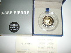 France 2€ BE Commémorative 2012 Abbée Pierre - France