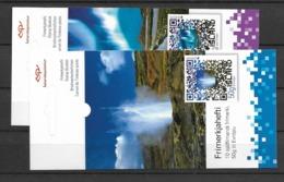 2012 MNH Iceland, Europa Postfris - Cuadernillos/libretas
