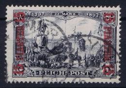 Deutsche Post Turkei  Mi 22 I I  Obl./Gestempelt/used  BPP Signiert /signed/ Signé - Offices: Turkish Empire