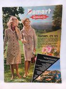 """Catalogue Publicitaire """"Damart"""" Thermolactyle Printemps-été 1975 - Publicités"""