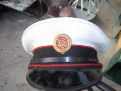 "Casquette Militaire  ""corps Of Commissionaires"" - Headpieces, Headdresses"
