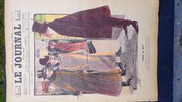 75- PARIS-REVUE LE JOURNAL-14 JUIN 1900-ILLUSTRATEUR WEILUC-MONTMARTRE-CABARET TABARIN LAJUNIE- LUBIN DE BEAUVAIS-AUGLAY - Books, Magazines, Comics