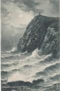 PORT ERIN - BRADDA HEAD, ROUGH SEA - Isle Of Man