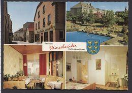 Cafes St. Oswald  J Steinschneider. Poechlarner Str. 7 Purgstall  - See The 2  Scans For Condition. ( Originalscan !!! ) - Purgstall An Der Erlauf