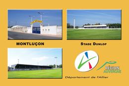 MONTLUCON Stade Stadium Dunlop - Montlucon
