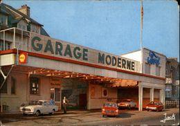 22 - SAINT-BRIEUC - Garage Moderne - Carte Publicitaire - Saint-Brieuc