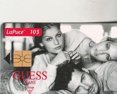 GUESS 1996 20000EX - Canada