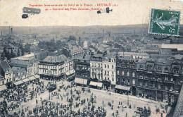 (59) Roubaix 1911 - Souvenir Des Fêtes Aviation - Exposition Internationale Du  Nord De La France - Roubaix