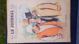 75- PARIS-REVUE LE JOURNAL-31 MAI  1900-ILLUSTRATEUR HUARD-LA PROVINCE A L' EXPOSITION UNIVERSELLE-JEAN TILD-PHONOGRAPHE - Books, Magazines, Comics