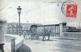 (59) Cambrai - Le Pont Michelet - Attelage à Cheval - Cambrai