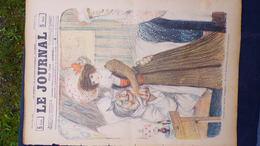 75- PARIS-REVUE LE JOURNAL-24 MAI  1900-ILLUSTRATEUR ABEL FAIVRE-JOSEPHINE- GEODESA-TESTEVUIDE-JAN DUCH-ETOILE POLAIRE - Books, Magazines, Comics
