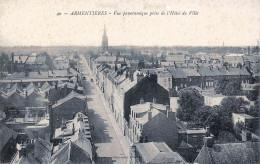 (59) Armentières - Vue Panoramique Prise De L'Hotel De Ville - Armentieres