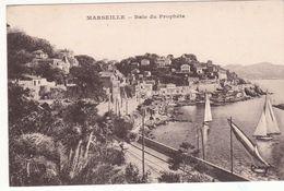 Cp , 13 , MARSEILLE , Baie Du Prophète - Sonstige