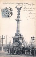 (59) Dunkerque - Statue De La Victoire 1904 - Dunkerque