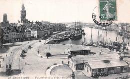 (59) Dunkerque - Vue Générale De La Ville Et Des Quais - Dunkerque