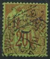 Nouvelle Caledonie (1892) N 36 (o) - Nouvelle-Calédonie