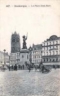 (59) Dunkerque - La Place Jean Bart 1917 - Dunkerque
