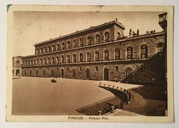 FIRENZE PALAZZO PITTI  VIAGGIATA FG - Firenze