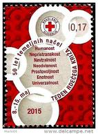 Slovenia - 2015 - Red Cross Week - Mint Charity Stamp - Slovénie