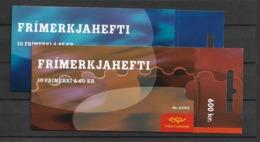 2002 MNH Iceland, Europa Postfris - Cuadernillos/libretas