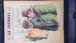 75- PARIS-REVUE LE JOURNAL-5 AVRIL 1900-ILLUSTRATEUR C. HUARD- REPUBLIQUE DES HONNETES GENS-RICARDO FLORES-MAURICE BIAIS - Books, Magazines, Comics