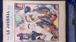 75-PARIS-REVUE LE JOURNAL-29 MARS 1900-ILLUSTRATEUR M. RADIGUET-MEDECIN DOCTEUR MEDECINE-INFIDELITE-HUARD-LUBIN BEAUVAIS - Books, Magazines, Comics
