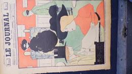 75-PARIS-REVUE LE JOURNAL-22 MARS 1900-ILLUSTRATEUR MAURICE BIAIS-WEILUC-D' ESPAGNAC-ALB JACK-TESTEVUIDE-GEORGE DELAW - Books, Magazines, Comics