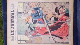 75-PARIS-REVUE LE JOURNAL-8 MARS 1900-ILLUSTRATEUR F. BAC- HOTEL DES VENTES-VENTE D' UNE VIERGE- JAN DUCH-VILLEMOT-HUARD - Books, Magazines, Comics