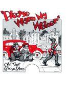 Cartoonist Comic Book Artist R CRUMB POSTCARD Please Warm My Weiner Blues Singer - 24136 - Bandes Dessinées