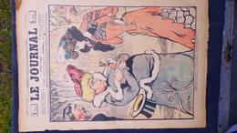 75-PARIS-REVUE LE JOURNAL-1 FEVRIER 1900-ILLUSTRATEUR F. BAC- REGIME ALIMENTAIRE-MAIGRIR-CHASSE RADIGUET-FARNAND FAU - Books, Magazines, Comics
