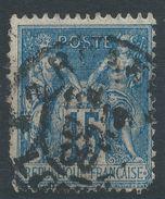 Lot N°38316  N°90, Oblit Cachet à Date à Déchiffrer - 1876-1898 Sage (Type II)