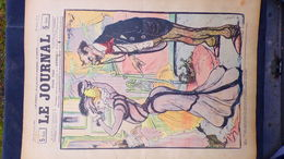 75-PARIS-REVUE LE JOURNAL-25 JANVIER 1900-ILLUSTRATEUR RADIGUET-LUTTEUR A LA MODE-INFIDELITE- INFIDELE-A.VIRIEZ-JAN DUCH - Books, Magazines, Comics