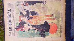 75-PARIS-REVUE LE JOURNAL-11 JANVIER 1900-ILLUSTRATEUR JEAN VILLEMOT-DANSE AU MOULIN DE LA GALETTE-CABARET-GANT-PREJELAN - Books, Magazines, Comics