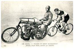 "75/ ""Les Sports""JEACK     (Format 10 X 15 ) - Francia"