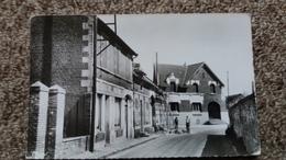 CPSM ESTREES ST DENIS OISE RUE DE LA MAIRIE ED CIM 1969 ECHAFAUDAGE POSTE - Estrees Saint Denis