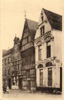 BELGIQUE - ANVERS - MALINES - MECHELEN - Maison Du Diable Et Du Paradis - Duivel'sen Paradijs' Huis. - Malines