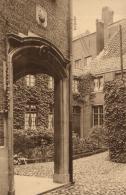 BELGIQUE - ANVERS - ANTWERPEN - Gasthuis Van St-Juliaan Gesticht 1303 (Binnen Koer) Hôpital St-Julien (Cour Intérieur). - Antwerpen