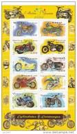 Bloc YT N°51 Série Cylindrées Et Carénages 2002 (motos) - Unclassified