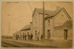 Sibret La Gare 1907 - Vaux-sur-Sûre