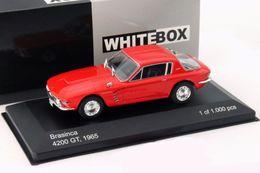 WHITEBOX - BRASINCA 4200GT 1965 - EDITION LIMITEE A 1000 PCS - Cars & 4-wheels