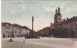 HRADECKRALOVE- VELKE NAMESTI - Czech Republic