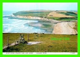 EAST SUSSEX, UK - SEVEN SISTERS COUNTRY PARK - CUCKMERE HAVEN - JUDGES POSTCARDS LTD - Angleterre