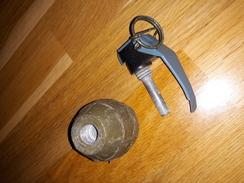 Grenade M73 D'entraînement Belge Inerte  !!! - Decorative Weapons