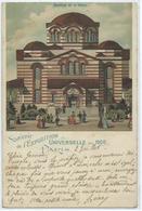 Paris Exposition Universelle De 1900 Pavillon De La Grece - Exposiciones